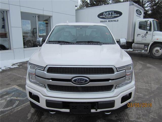 2019 Ford F-150 Lariat (Stk: IF18768) in Uxbridge - Image 6 of 6
