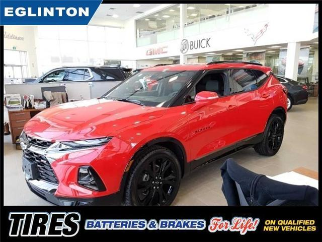 2019 Chevrolet Blazer RS (Stk: KS578530) in Mississauga - Image 1 of 22