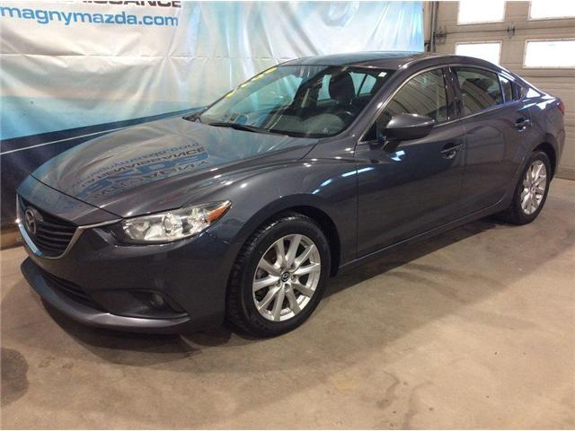 2014 Mazda MAZDA6 GS (Stk: 18181A) in Montmagny - Image 1 of 27