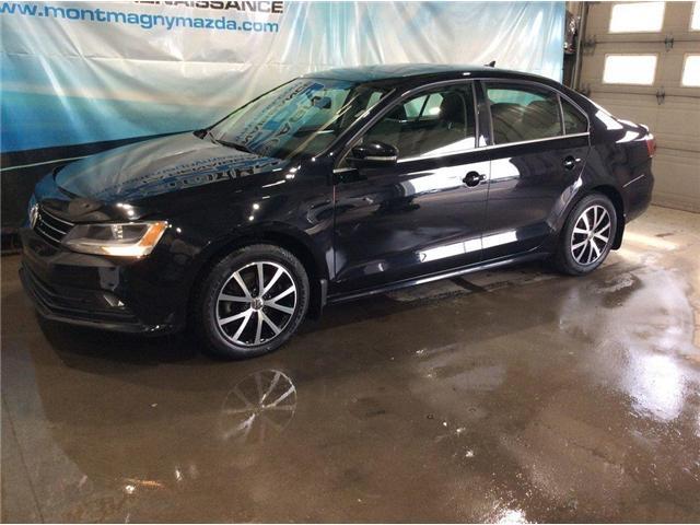 2016 Volkswagen Jetta 1.4 TSI Trendline (Stk: U499) in Montmagny - Image 1 of 23
