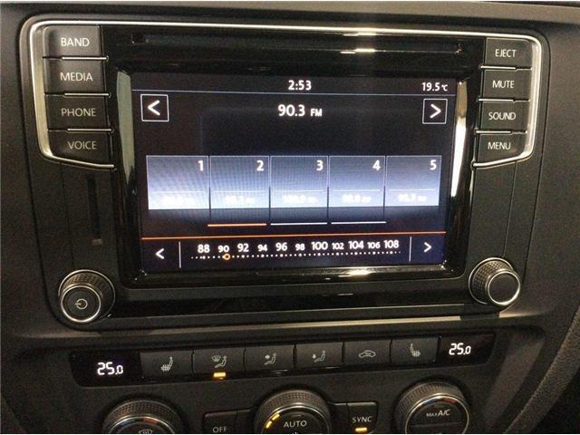 2016 Volkswagen Jetta 1.4 TSI Trendline (Stk: U499) in Montmagny - Image 16 of 23