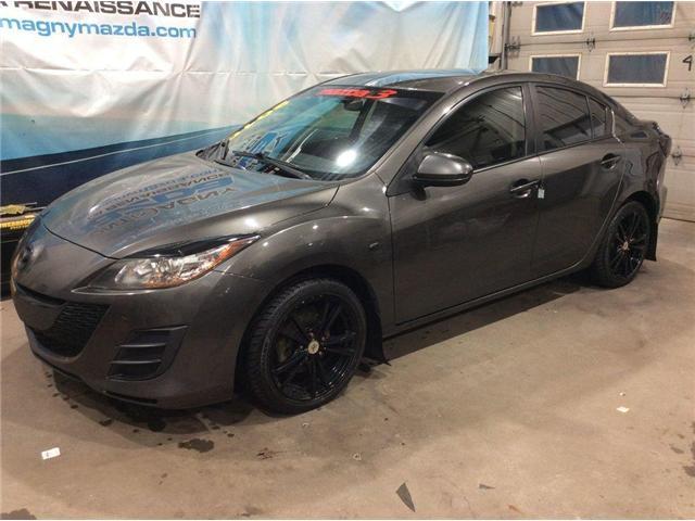 2010 Mazda Mazda3  (Stk: 18344A) in Montmagny - Image 1 of 16