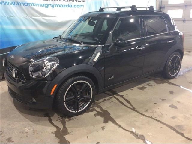 2013 MINI Countryman Cooper S (Stk: U595) in Montmagny - Image 1 of 21