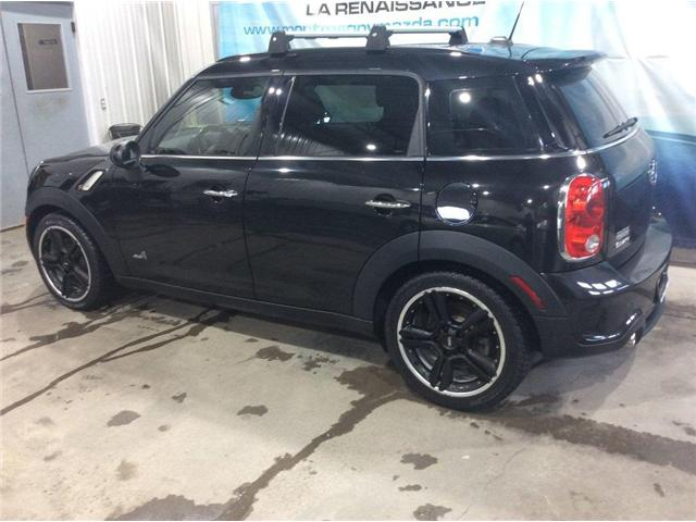 2013 MINI Countryman Cooper S (Stk: U595) in Montmagny - Image 2 of 21