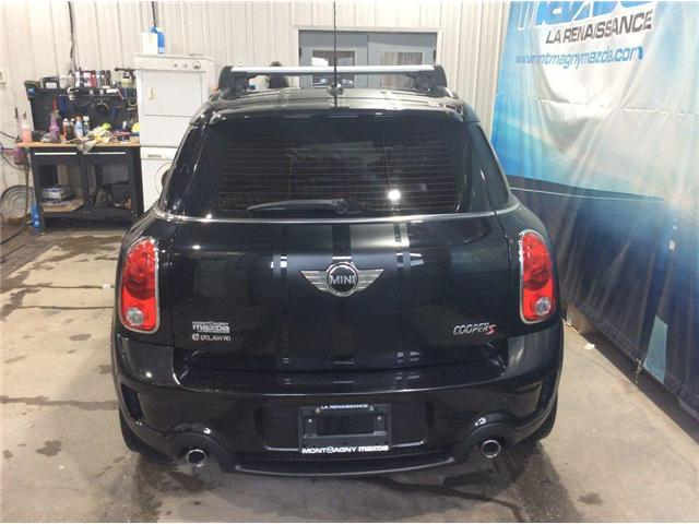 2013 MINI Countryman Cooper S (Stk: U595) in Montmagny - Image 8 of 21