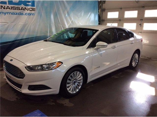 2013 Ford Fusion Hybrid SE (Stk: 17239A) in Montmagny - Image 1 of 29