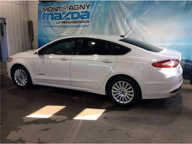 2013 Ford Fusion Hybrid SE (Stk: 17239A) in Montmagny - Image 2 of 29