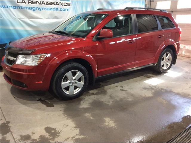 2010 Dodge Journey SXT (Stk: U461B) in Montmagny - Image 1 of 24