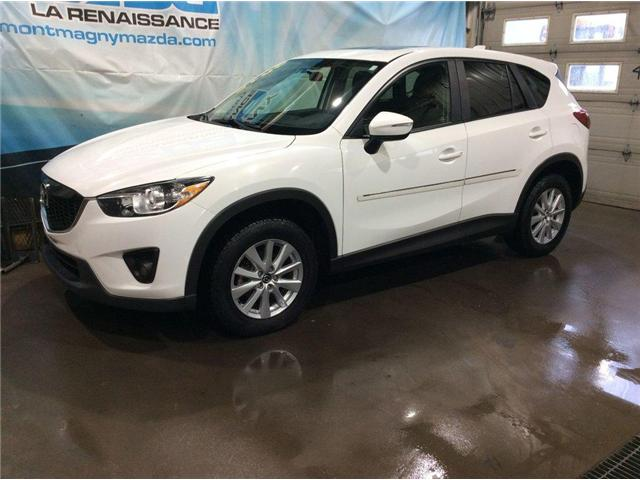 2015 Mazda CX-5 GS (Stk: 18345A) in Montmagny - Image 1 of 30