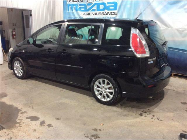 2008 Mazda Mazda5  (Stk: U467) in Montmagny - Image 3 of 16