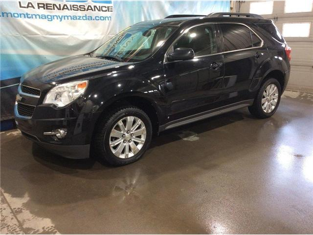 2010 Chevrolet Equinox LT (Stk: 18309A) in Montmagny - Image 1 of 23