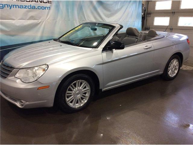 2008 Chrysler Sebring LX (Stk: U522) in Montmagny - Image 2 of 16
