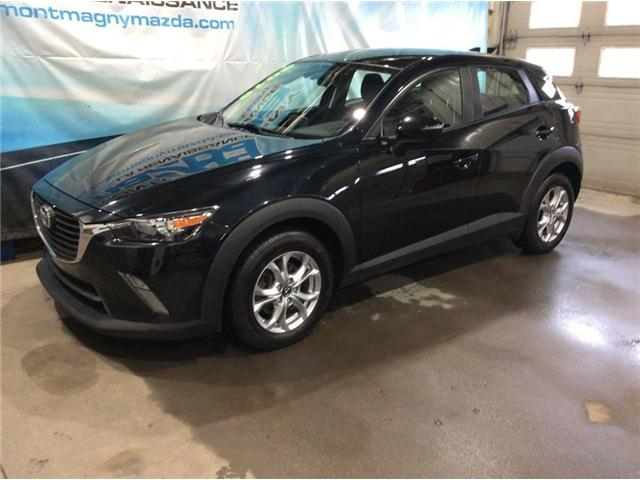 2016 Mazda CX-3 GS (Stk: 19065A) in Montmagny - Image 1 of 25