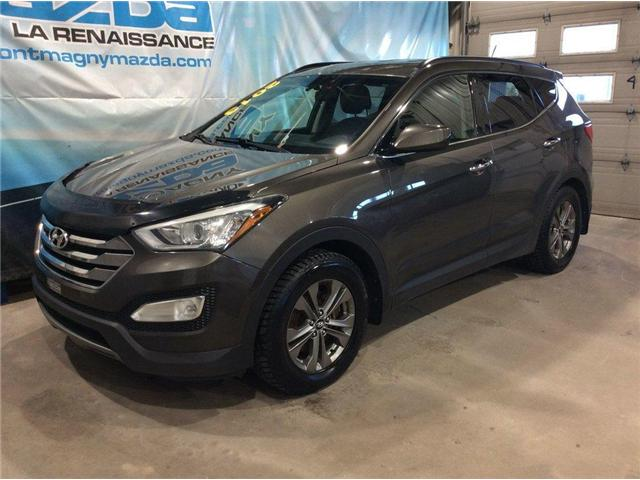 2013 Hyundai Santa Fe Sport 2.0T Premium (Stk: U591A) in Montmagny - Image 1 of 26