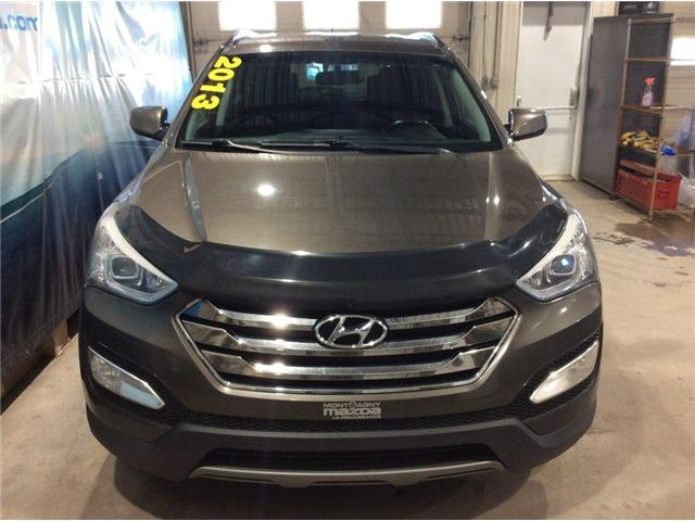 2013 Hyundai Santa Fe Sport 2.0T Premium (Stk: U591A) in Montmagny - Image 2 of 26