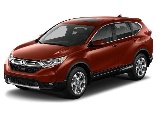 2019 Honda CR-V EX (Stk: N14376) in Kamloops - Image 1 of 1