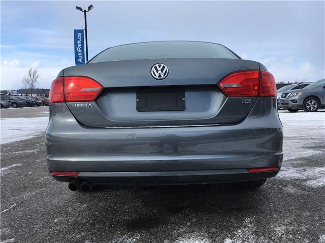 2013 Volkswagen Jetta 2.0 TDI Comfortline (Stk: 13-28988MB) in Barrie - Image 6 of 25