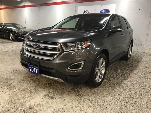 2017 Ford Edge Titanium (Stk: S19305A) in Newmarket - Image 1 of 20