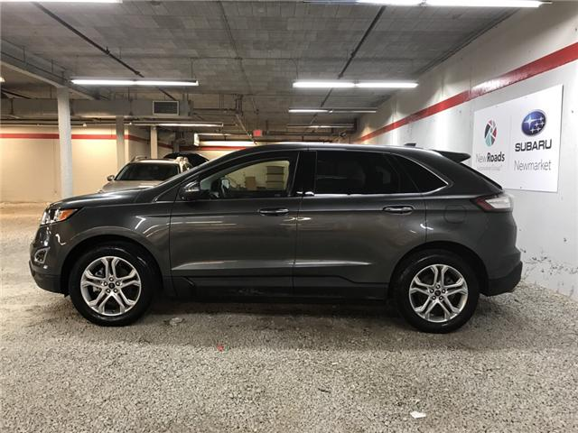 2017 Ford Edge Titanium (Stk: S19305A) in Newmarket - Image 2 of 20