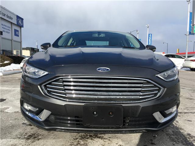 2018 Ford Fusion Titanium (Stk: 18-36434) in Brampton - Image 2 of 22