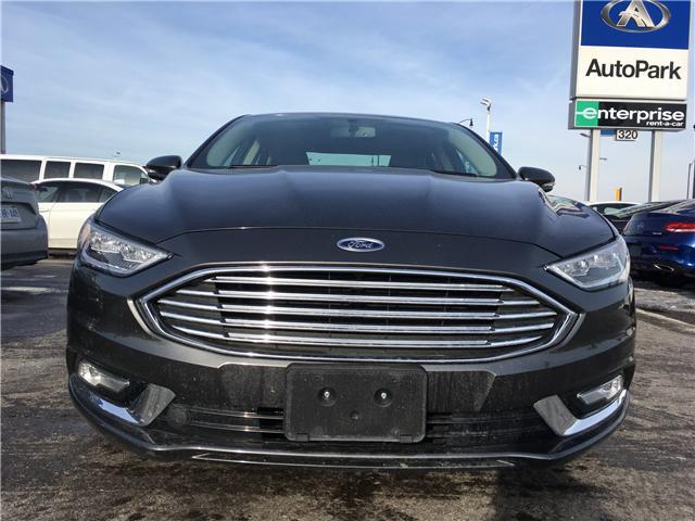 2018 Ford Fusion Titanium (Stk: 18-36443) in Brampton - Image 2 of 26
