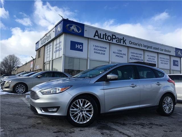 2018 Ford Focus Titanium (Stk: 18-47707) in Brampton - Image 1 of 26
