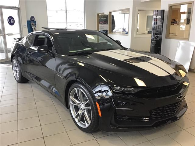 2019 Chevrolet Camaro 2SS (Stk: 199752) in Brooks - Image 1 of 19