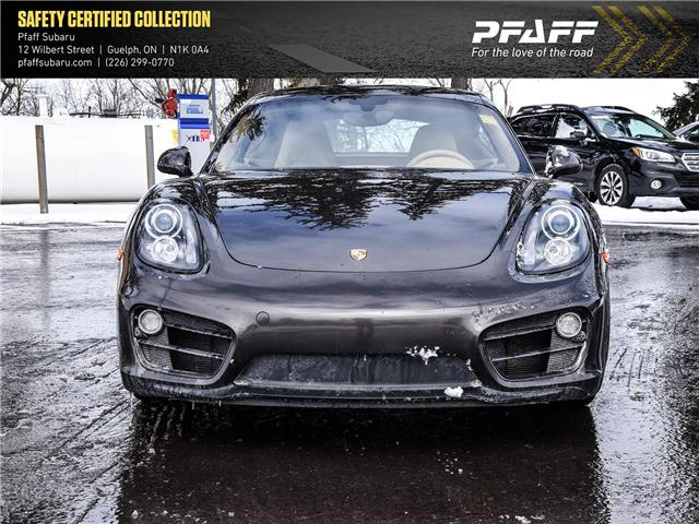 2014 Porsche Cayman Base (Stk: SU0011) in Guelph - Image 2 of 17