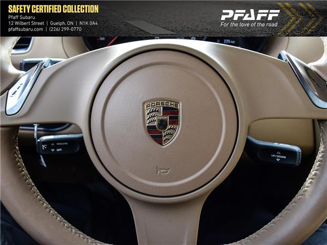 2014 Porsche Cayman Base (Stk: SU0011) in Guelph - Image 15 of 17