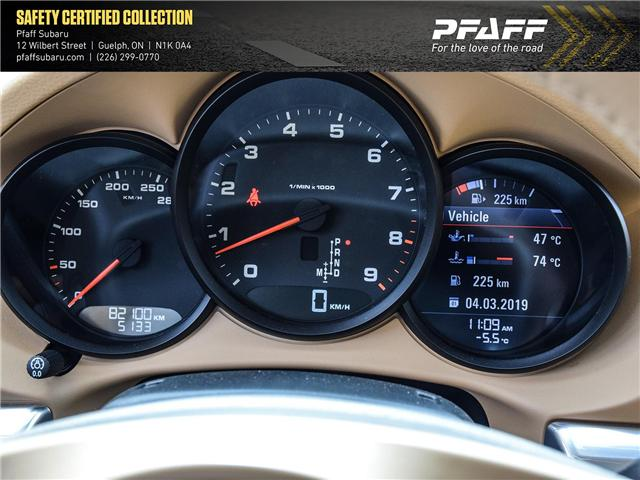 2014 Porsche Cayman Base (Stk: SU0011) in Guelph - Image 16 of 17