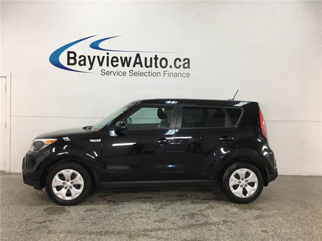 2015 Kia Soul LX (Stk: 34308R) in Belleville - Image 1 of 25