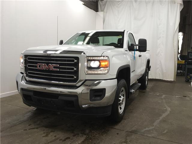 2016 GMC Sierra 3500HD Base (Stk: 03263P) in Owen Sound - Image 1 of 2