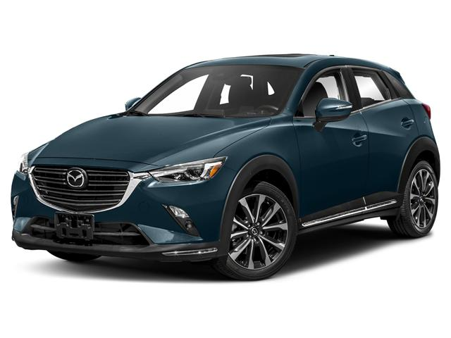 2019 Mazda CX-3 GT (Stk: 198329) in Burlington - Image 1 of 9