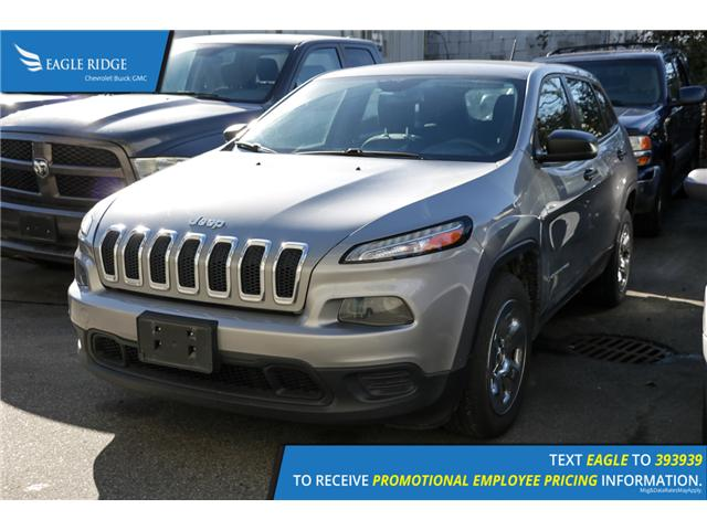 2015 Jeep Cherokee Sport (Stk: 159174) in Coquitlam - Image 1 of 4