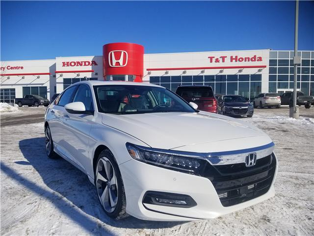 2019 Honda Accord Touring 1.5T (Stk: 2190601) in Calgary - Image 1 of 10