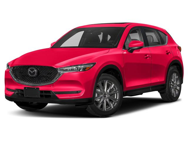 2019 Mazda CX-5 GT w/Turbo (Stk: K7548) in Peterborough - Image 1 of 9