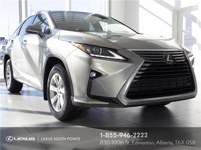 2017 Lexus RX 350 Base (Stk: L900325A) in Edmonton - Image 1 of 20