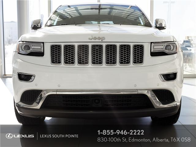 2015 Jeep Grand Cherokee Summit (Stk: L800431B) in Edmonton - Image 2 of 21