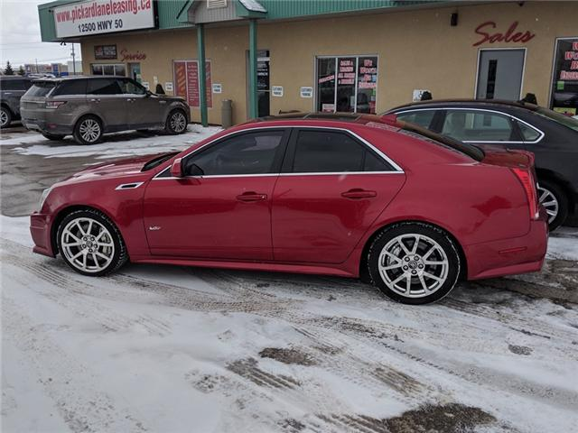 2012 Cadillac CTS-V Base (Stk: -) in Bolton - Image 2 of 25