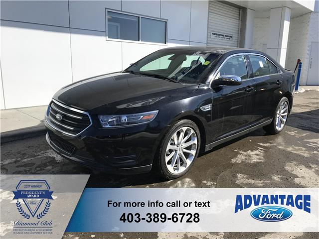 2018 Ford Taurus Limited (Stk: 5400) in Calgary - Image 1 of 17