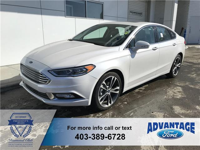 2018 Ford Fusion Titanium (Stk: 5401) in Calgary - Image 1 of 17