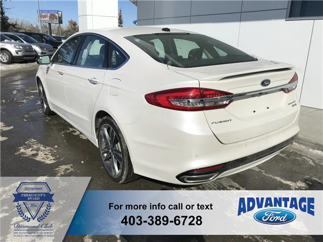 2018 Ford Fusion Titanium (Stk: 5401) in Calgary - Image 16 of 17