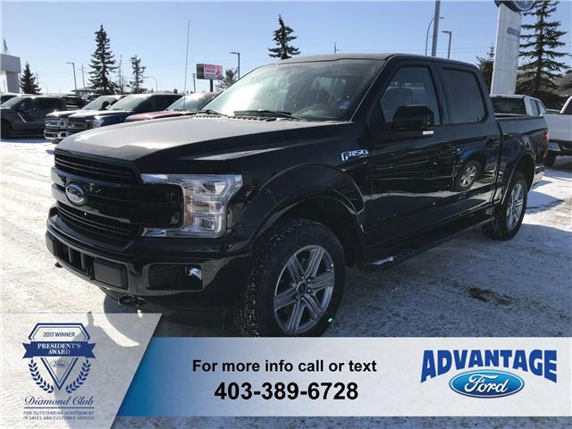 2019 Ford F-150 Lariat (Stk: K-724) in Calgary - Image 1 of 6