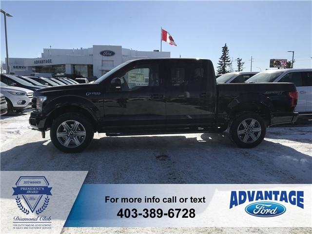 2019 Ford F-150 Lariat (Stk: K-724) in Calgary - Image 2 of 6