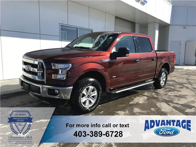 2016 Ford F-150 XLT (Stk: J-1699A) in Calgary - Image 1 of 15
