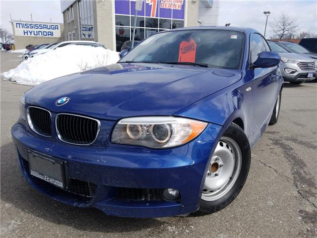 2012 BMW 128i  (Stk: 37876AA) in Mississauga - Image 1 of 16