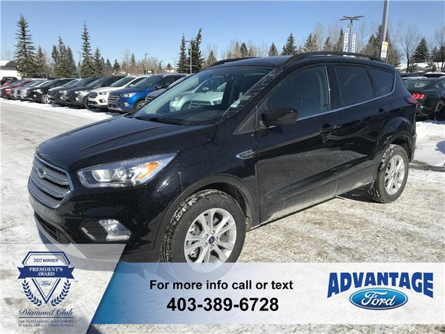 2019 Ford Escape SEL (Stk: K-207) in Calgary - Image 1 of 5