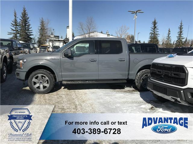 2019 Ford F-150 Lariat (Stk: K-725) in Calgary - Image 2 of 6