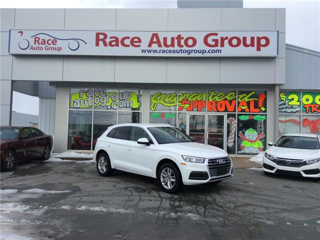 2018 Audi Q5 2.0T Komfort (Stk: 16480) in Dartmouth - Image 1 of 26