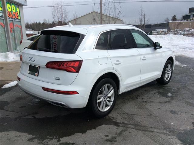 2018 Audi Q5 2.0T Komfort (Stk: 16480) in Dartmouth - Image 4 of 26